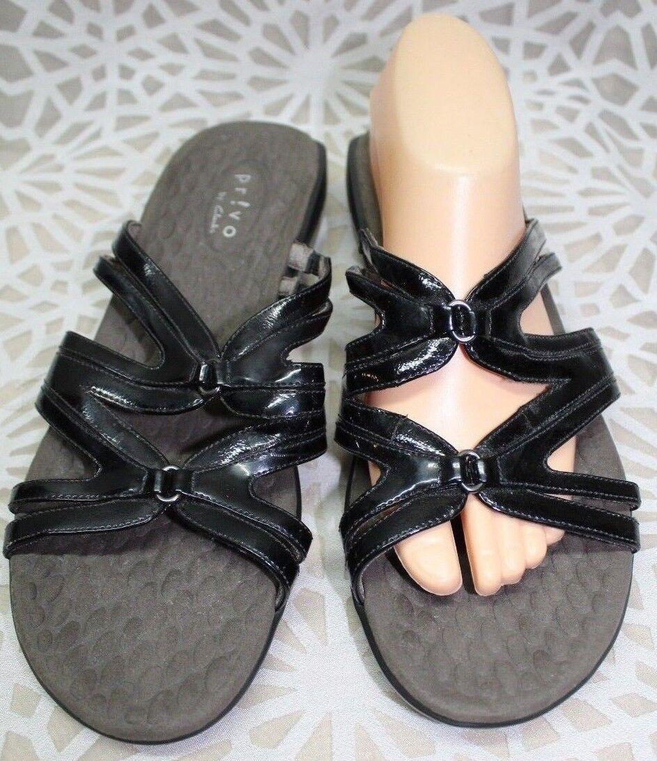 NWOB Women's Privo by Clarks 10 Sandals - Black - 10 Clarks M 6a0583