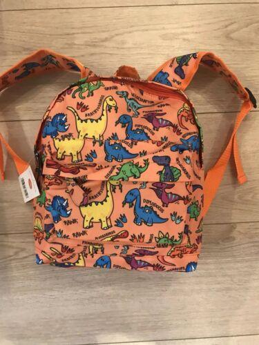 Kids dinosaur backpack ideal For back to school