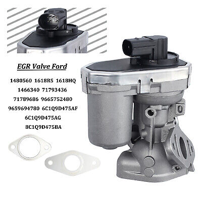 For Ford Transit Mk7 2.2 TDCi 8C1Q9D475BA 2.4 TDCi EGR Valve 1480560