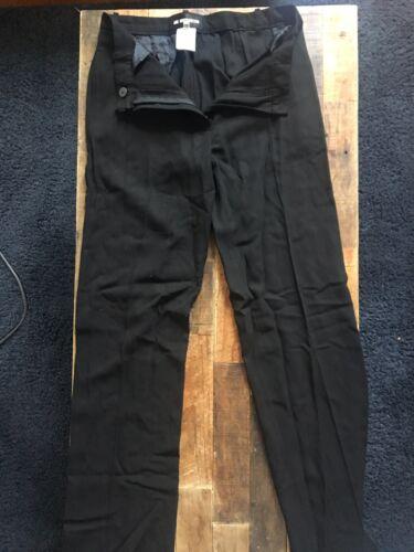 Ann Demeulemeester Size 38 Pants Black