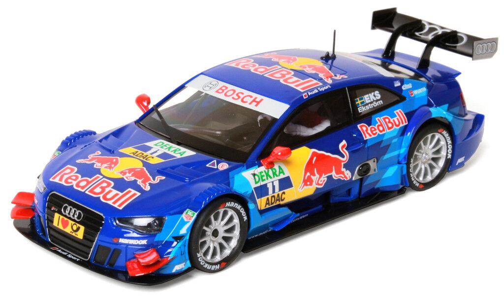 SCX rif. A10136S300 Audi A5 DTM EKSTRÖM Nuovo nuovo 1 32