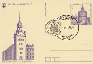 Poland postmark SROMOWCE - mountain shelter Huty im.Lenina - Bystra Slaska, Polska - Poland postmark SROMOWCE - mountain shelter Huty im.Lenina - Bystra Slaska, Polska