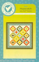 Jelly Roll Quilt Pattern Hopscotch By Pieces From My Heart