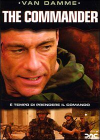 Dvd-THE-COMMANDER-con-Jean-Claude-Van-Damme-nuovo-2006