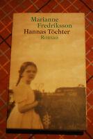 Marianne Fredriksson - Hannas Töchter 1999 TB Fischer 3 Generationen in Schweden