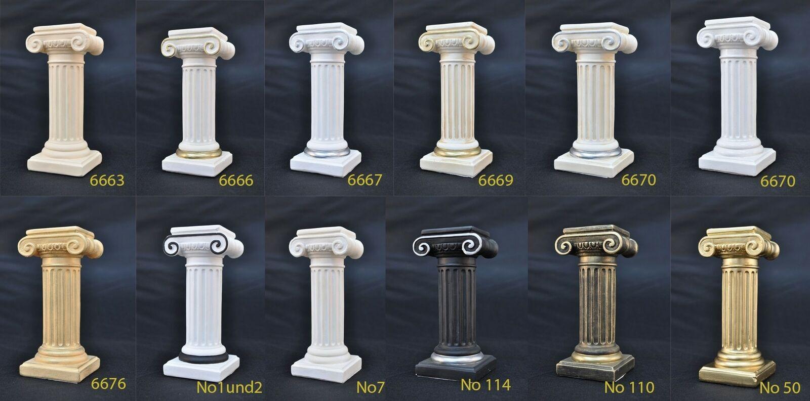 Vase Dekoration Antik Stil Vasen Blaumen Behälter Statue Tisch Deko Deko Deko Skulptur Neu bd7370