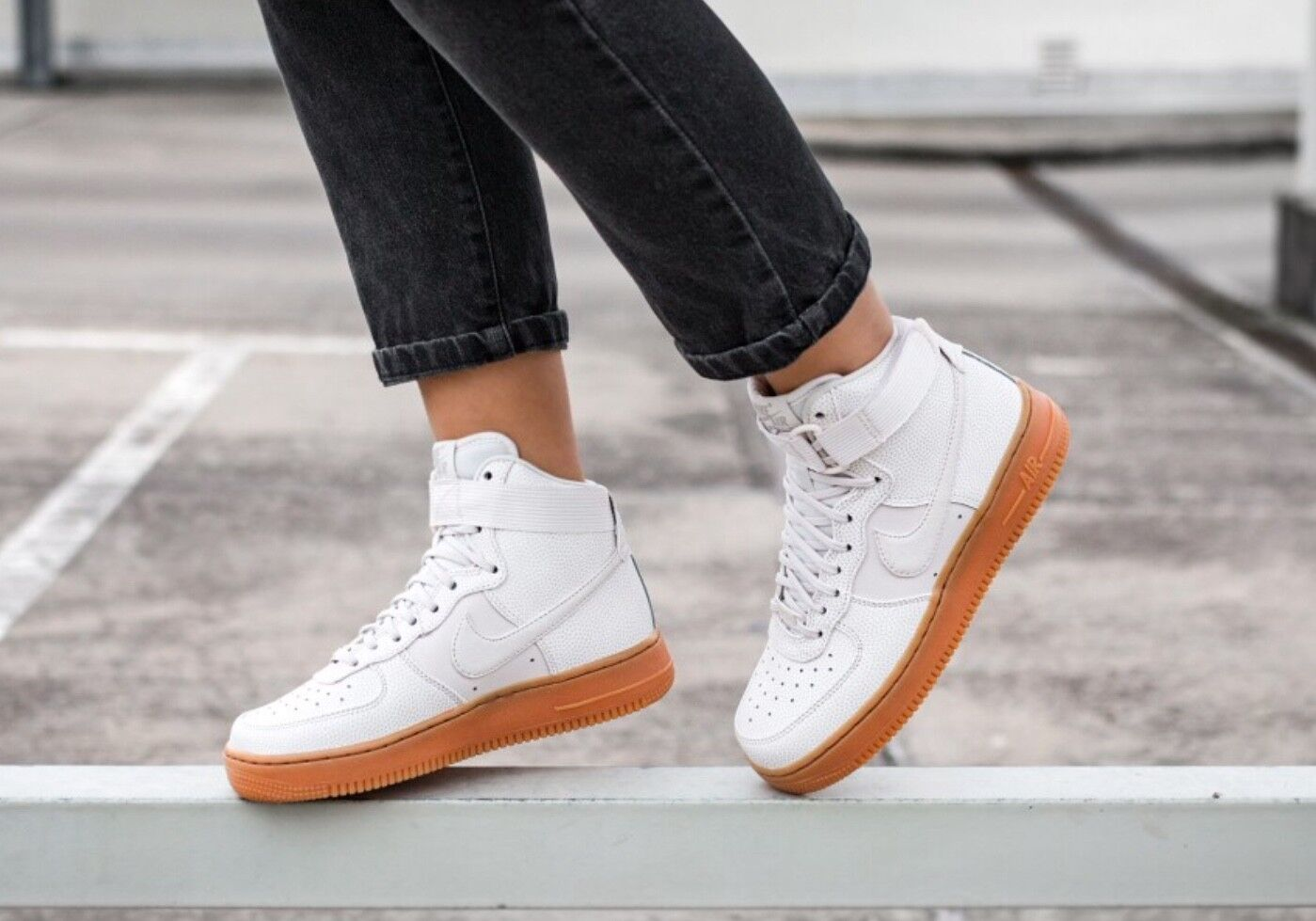 femmes Nike Air Force 1 High SE Boot l 860544-001 UK3/EU36/US5.5 BNIB no l Boot lid 57ecb3