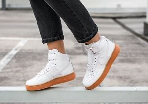 best loved 389f8 c89a7 Image is loading Women-s-Nike-Air-Force-1-High-SE-