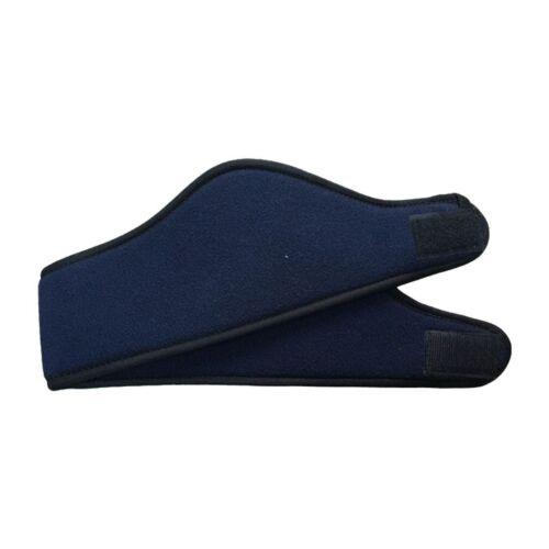 Winter Stretch Earmuffs For Women Men Head Band Polar Fleece Ears Outdoor Warmer