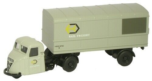 Oxford Diecast Railfreight Scarab 76RAB003 OO Scale (suit HO)
