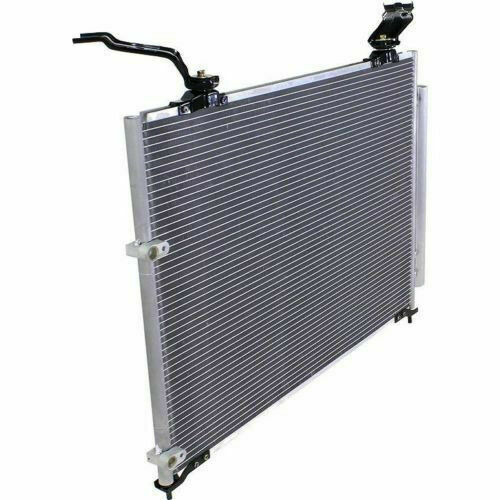 NEW AC CONDENSER PARALLEL TYPE FITS 2003-2006 ACURA MDX