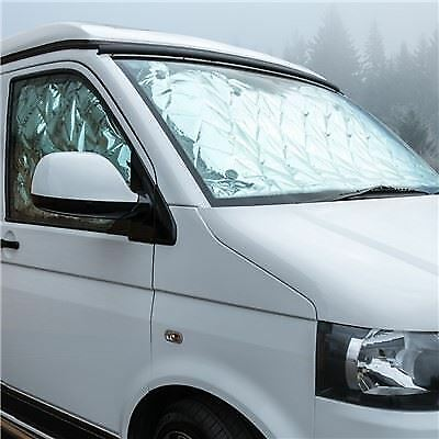 Summer Winter 7 Layer Suction Mounted Internal Blind Mercedes Vito Viano 2004 On