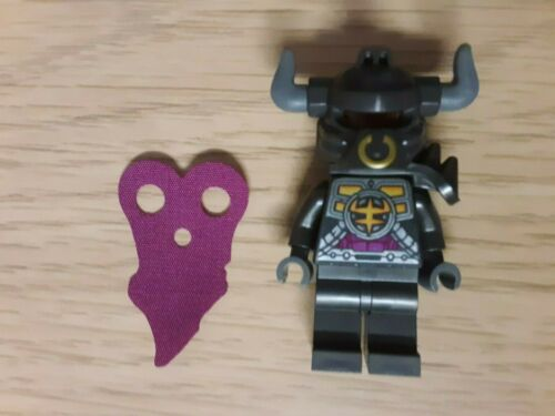 Lego 80012 80013 Monkie Kid General Ironclad minifigure with cape still in box