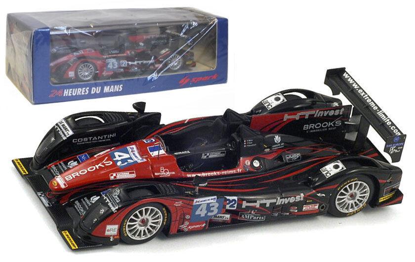 Spark s3722 NORMA M200P-JUDD   43' Extreme Limite ARIC  Le Mans 2012 -, échelle 1 43,