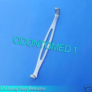 6 US Army Navy Retractor Surgical Veterinary Instruments   eBay