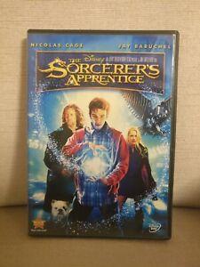 The-Sorcerers-Apprentice-DVD-2010-Disney-039-Authentic