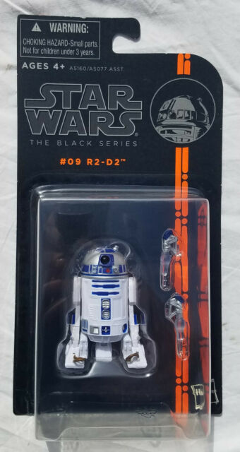 """Star Wars The Black Series 2013 3.75/"""" R2D2 #09 A5160 *BRAND NEW /& SEALED*"""