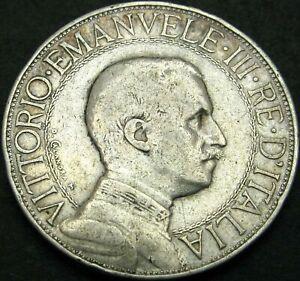 Moneta-2-lira-Vittorio-Emanuele-III-Regno-D-039-Italia-MR-005