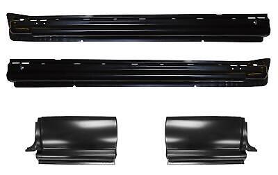 Rocker Panel 1989-1995 Toyota Pickup /& 4 Runner 2 Door PAIR rust repair