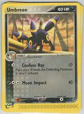 Umbreon . Ex Sandstorm . 24/100  . Pokemon TCG . NM . Rare