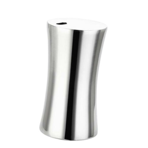 High Quality Stainless Steel Toothpick Holder Swabs Box Dispenser Travel
