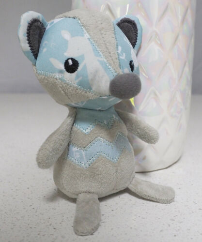 Little Bird Told Me Munchkin Badger Soft Toy Suitable From Birth