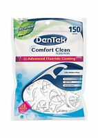 Dentek Comfort Clean Floss Picks 150 Count (pack Of 6) Pack Of 6 Free Shipping