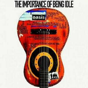 Oasis-UK-Oasis-Importance-of-Being-Idle-DVD-14VG-The-Cheap-Fast-Free