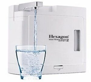 1 Cosway Hexagon Water Filtration System 2 With