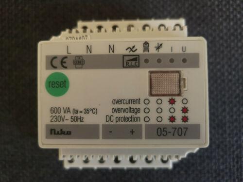 Niko 05-707 Variateur modulaire universel 600VA 3A