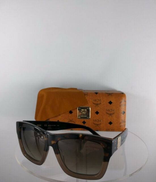 a0739bc5de48 Authentic MCM Sunglasses Mcm607sa 634 56mm Brown Tortoise 607 for ...