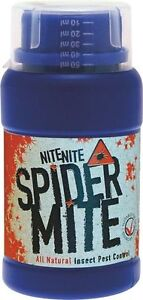 Nite-Nite-Spider-Mite-100-ML-RAGNETTO-controllo-KILLER-NATURALE-decantato
