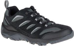 Leather Trekking Pine Ventilator Mens Trainers J09587 Hiking White Shoes Merrell T1JFlc3K