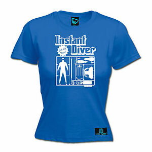 Instant Just Add Water T-SHIRT Divers Diving Scuba Dive Funny birthday gift