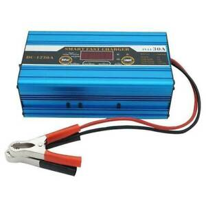 12V-30A-Intelligent-Quick-Leisure-Battery-Charger-For-Caravan-Boat-Motorhome