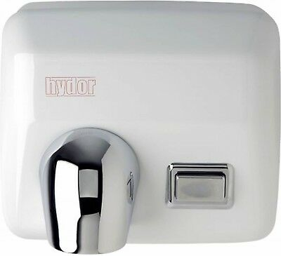 Pro Signal Splash and Vandal Resistant Brushed Steel Automatic Hand Dryer