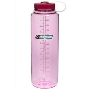 Nalgene-Tritan-Wide-Mouth-Water-Bottle-48-oz-Cosmo-Beet-Red