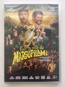 Sur-la-piste-du-Marsupilami-DVD-NEUF-SOUS-BLISTER-Alain-Chabat-Jamel-Debbouze