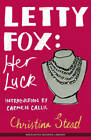 Letty Fox: Her Luck by Christina Stead (Paperback, 2011)