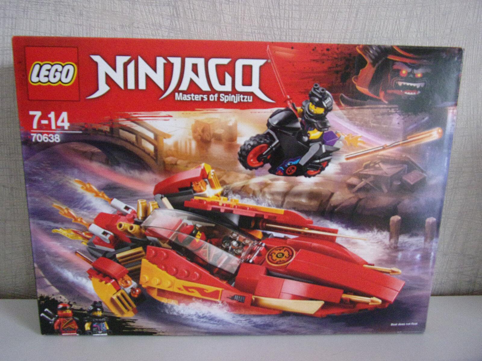 Lego Ninjago 70638 Katana V11 - - - Neuf et Emballage D'Origine ffc84b