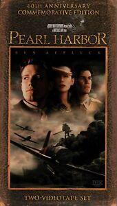 BEN-AFFLECK-034-PEARL-HARBOR-034-2-VHS-SET-1998-touchstone-sealed-b