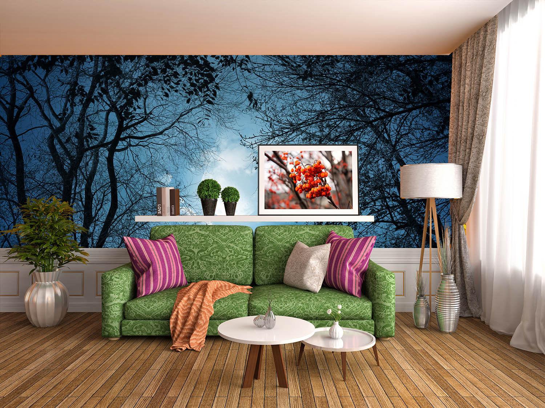 3D Waldhimmel 667 Tapete Tapeten Tapeten Tapeten Mauer Foto Familie Tapete Wandgemälde DE 81c493