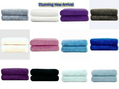 Luxuries Miami Towels 700 GSM 100/% Egyptian Cotton Hand Bath Jumbo Bath Sheet