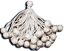 """gazebos party KMH® 50 x Ball Bungees 6/"""" Tarpaulin Bungie Cord for marquees"""