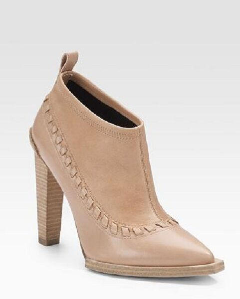 NEW SOLD OUT $600 ALEXANDER WANG ANKLE TAN LEATHER