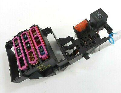 09 Audi A4 Trunk Fuse Relay Box Fusebox OEM 8K0971845A | eBay | Audi A4 Fuse Box Replacement Ebay |  | eBay