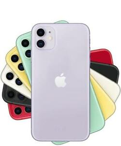 BNEW/SEALED Apple iPhone 11 64GB - Factory Unlocked, ALL COLORS