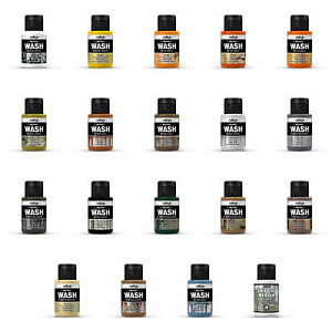 Vallejo-Model-Wash-Full-Range-Available-35ml-Bottles