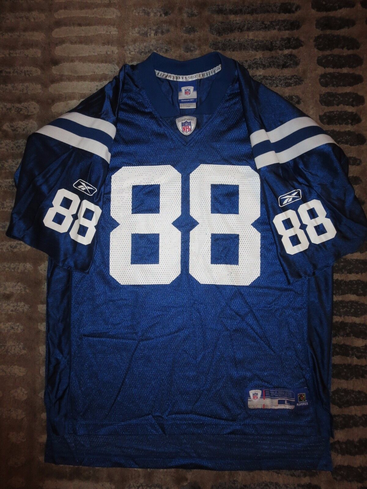 Marvin Colts Harrison  88 Indianapolis Colts Marvin NFL Reebok Trikot L L ad2211