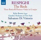 Gli uccelli/Trittico botticelliano von Browni (2014)